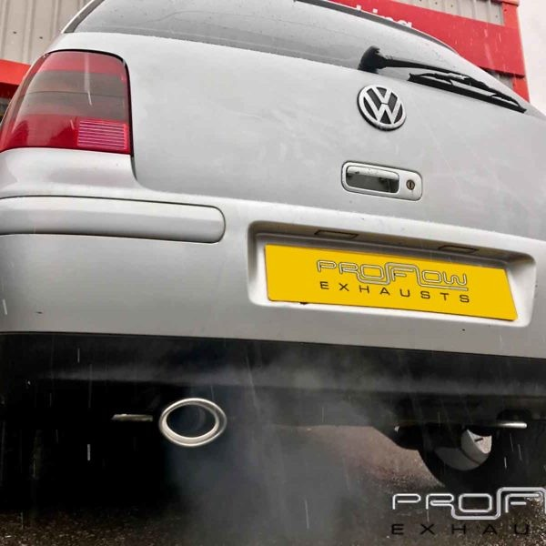 Proflowe Exhausts Stainless Steel Custom Built Golf Sport Cat Middle And Rear 2 1and2 Pipe £530 (2)