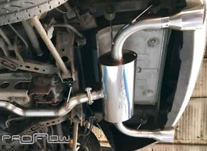 Mazda Mx5 Stainless Steel Middle And Dual Rear 2 1.5 Proflow Exhausts £350 (6)