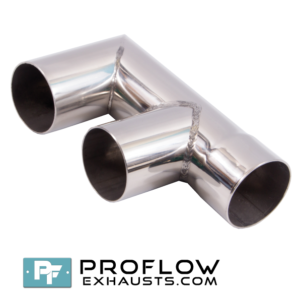 Proflow Exhausts F Pipe Stainless Steel 304 grade