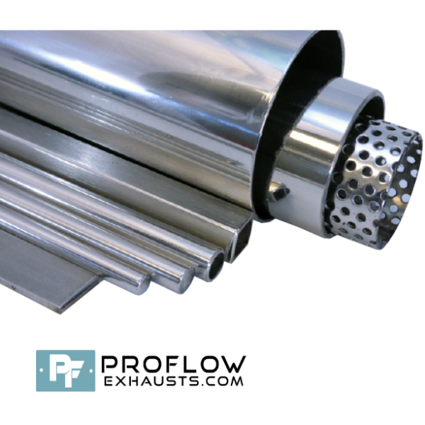 Stainless tube, perforated tube & bar