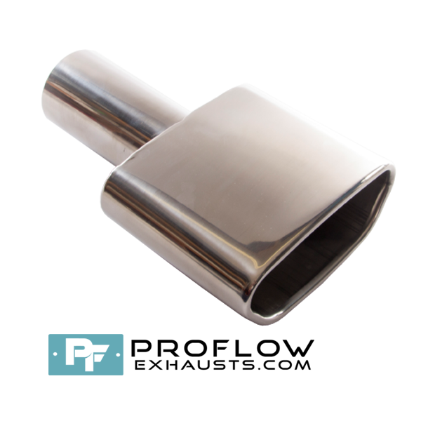 Proflow Exhausts Tailpipe Oval VXR TX006