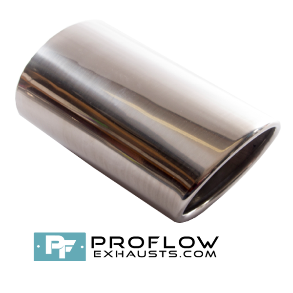 Proflow Exhausts Tailpipe Oval TX011