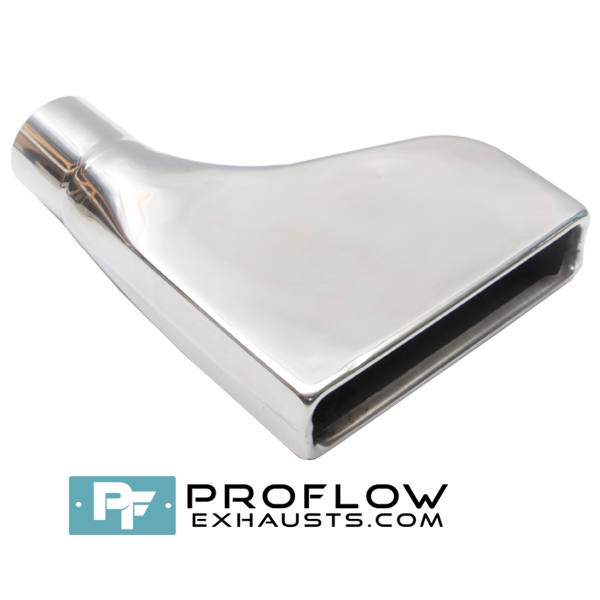 Proflow Exhausts Tailpipe Oval TX013