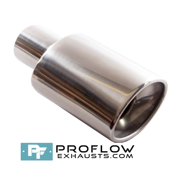 Proflow Exhausts Tailpipe Oval TX024