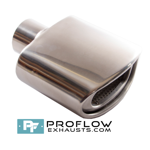 Proflow Exhausts Tailpipe Oval TX039
