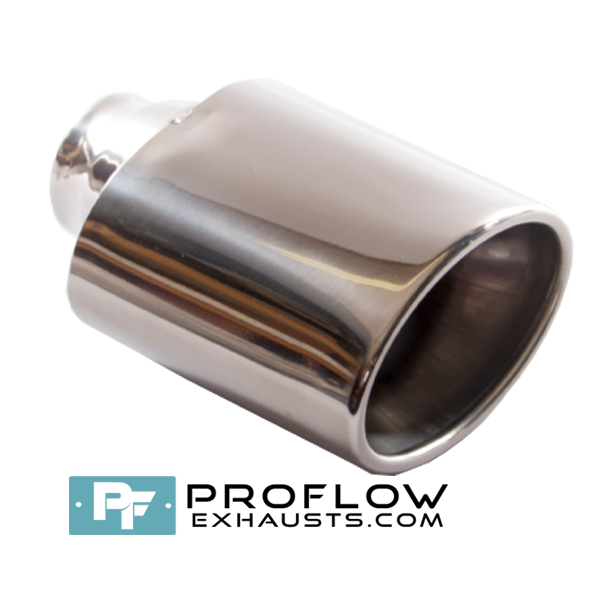 Proflow Exhausts Tailpipe Oval TX043