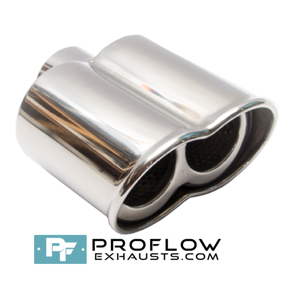 Proflow Exhausts Tailpipe Oval TX052