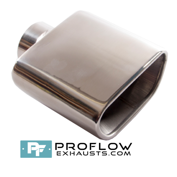 Proflow Exhausts Tailpipe Oval TX053