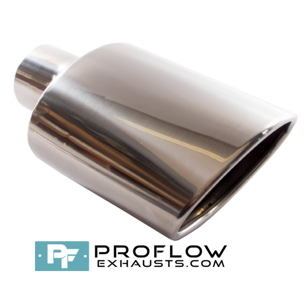 Proflow Exhausts Tailpipe 6x4 Oval TX058