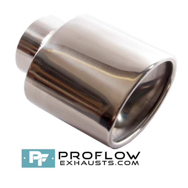 Proflow Exhausts Tailpipe Oval TX095
