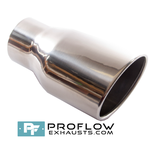 Proflow Exhausts Tailpipe Oval TX096