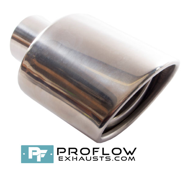 Proflow Exhausts Tailpipe Oval TX105