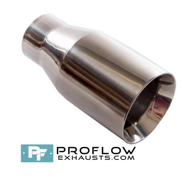 Proflow Exhausts Tailpipe Round TX157