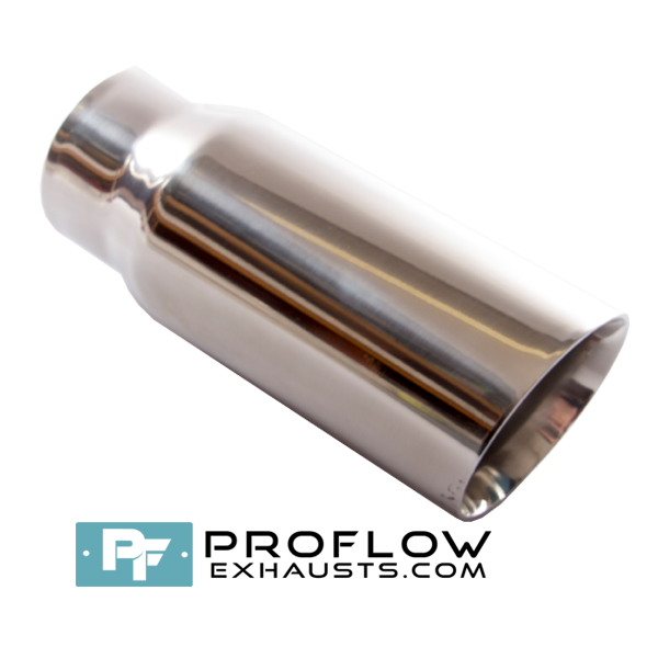 Proflow Exhausts Tailpipe Round TX158