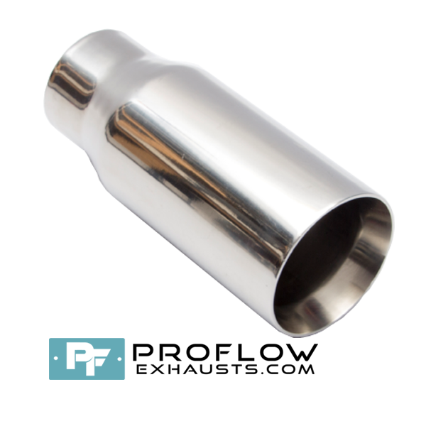 Proflow Exhausts Tailpipe Round TX156