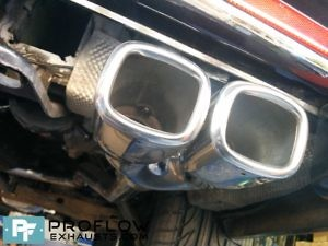 VW T5 Transporter Stainless Steel Custom Exhaust