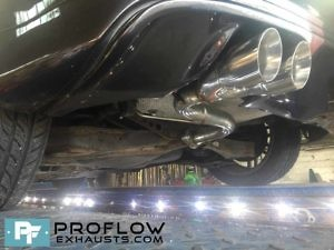 Audi A3 Back Box Delete Proflow Exhausts Stainless Steel Custom Exhaust (3)