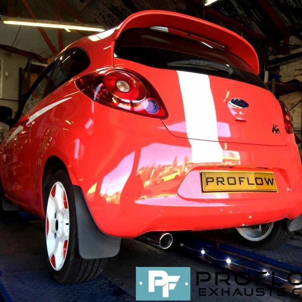Ford Ka Proflow Exhausts Custom Stainless Steel Mid And Rear Exhaust (4)