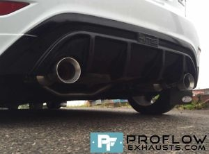 Ford Fiesta St Stainless Steel Exhaust Stainless Steel Dual Exhaust (2)
