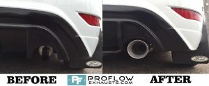 Ford Fiesta St Stainless Steel Exhaust Stainless Steel Dual Exhaust (7)