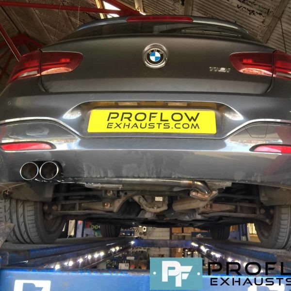 Proflow Exhausts Custom Stainless Steel Bmw Back Box 105 Black(1) £150