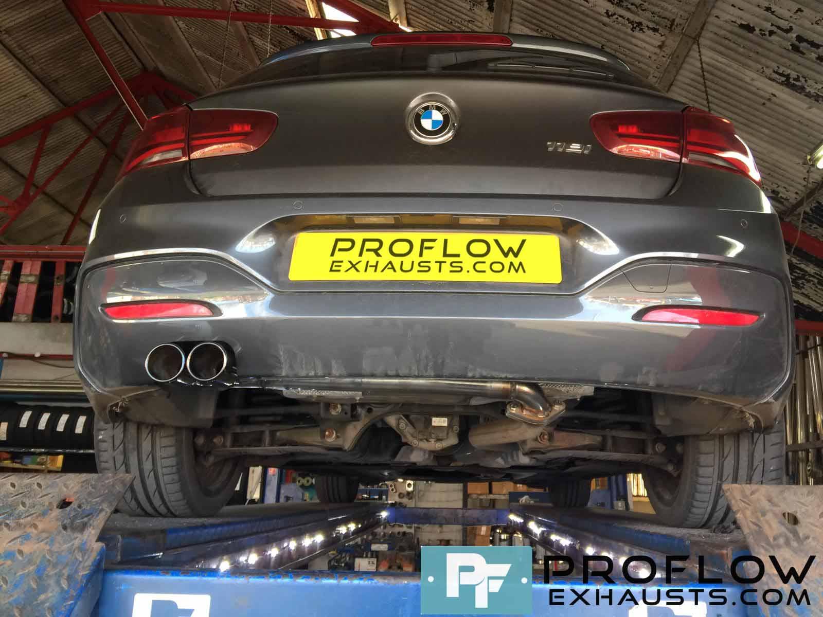 Proflow Exhausts Custom Stainless Steel Bmw Back Box 105 Black(1) £150
