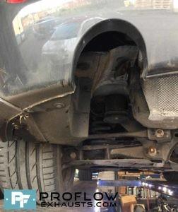 Proflow Exhausts Custom Stainless Steel Bmw Back Box 105 Black(4) £150