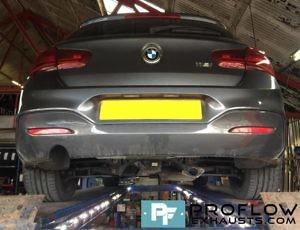 Proflow Exhausts Custom Stainless Steel Bmw Back Box 105 Black(5) £150