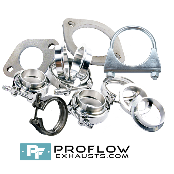 Clamps, Flanges & V-Bands