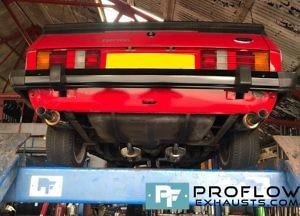 Ford Capri Exhaust 2