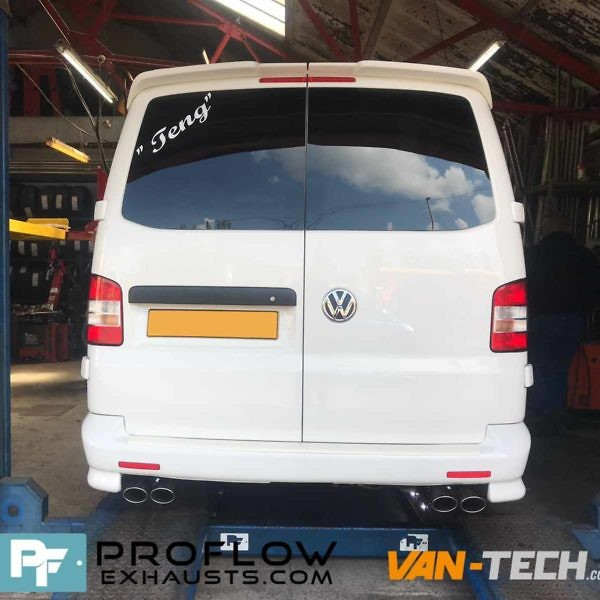Vw Transporter T5 Exhaust (1)