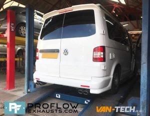 Vw Transporter T5 Exhaust (2)