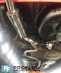 Ford Escourt Front Middle And Rear Stainless Steel From £450 (4)