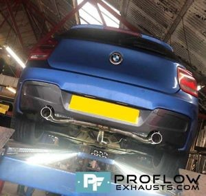 Proflow Exhausts Back Box Delete For BMW (6)