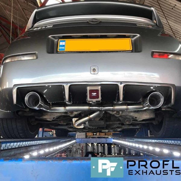 Nissan 350 Z Proflow Exhausts 1