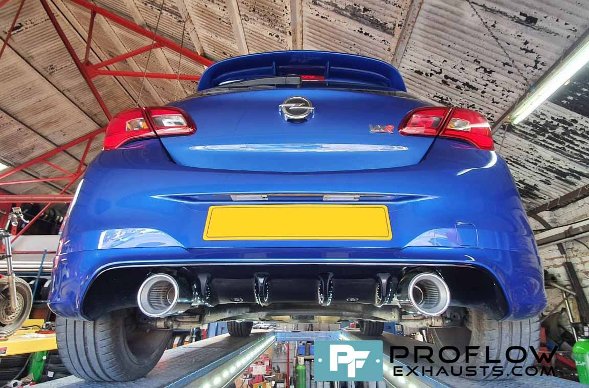 Coirsa E Vrx Middle And Rear No Boxes Dual Exit From £400 3