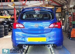 Coirsa E Vrx Middle And Rear No Boxes Dual Exit From £400 5