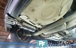 Vw Polo Gti Exhaust Proflow Exhausts Stainless Steel Custom Back Box And Twin Tailpipe For Polo GTi (1)