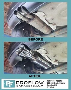 Vw Polo Gti Exhaust Before And After 9