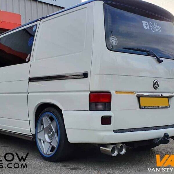 VW Transporter T4 Exhaust (3)