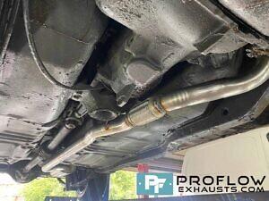 Proflow Custom Built Stainless Steel Exhaust For Ford Escort Mark 2 (2)
